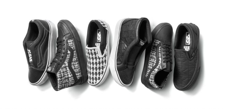 Vans x KARL LAGERFELD collectie