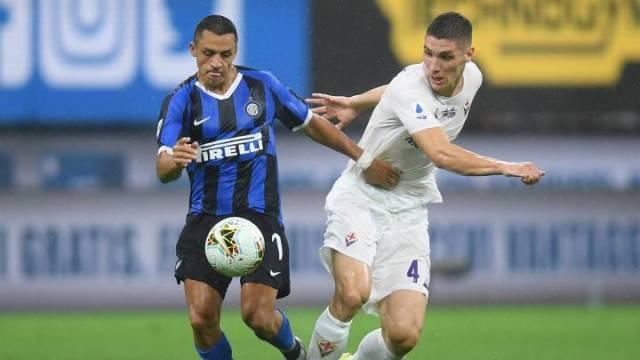 Inter de Milan 0-0 Fiorentina: Alexis y Pulgar igualaron - AS Chile