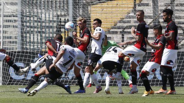 Colo Colo – Antofagasta, Torneo Nacional en vivo - AS Chile