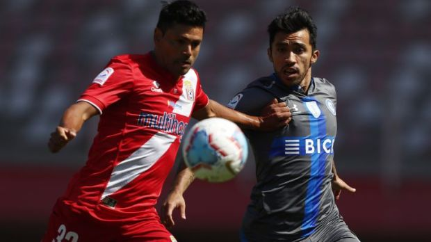 Curicó Unido vs Universidad Católica en vivo: Campeonato Nacional hoy, en directo - AS Chile