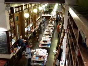 Una de las miles de librerías