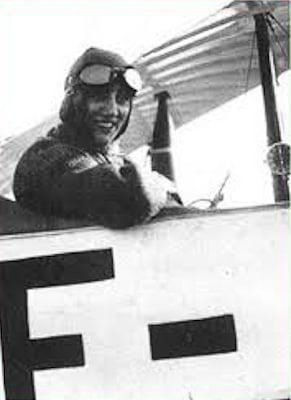 Adrienne Bolland la Aviatriz que Conquistó los Andes