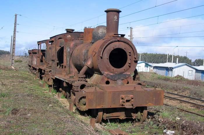 Antiguas Estaciones Ferroviarias Ramal Púa Lonquimay