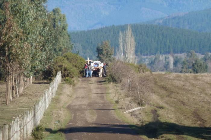 El Último Funeral Mapuche