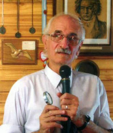 Roberto Ghiglione, poeta, periodista y escritor