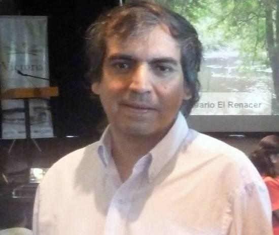 Mario Esparza. «Revelaciones en el torrente Viales»