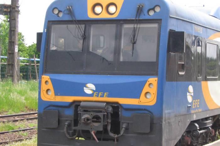 EFE con Tren turístico Santiago – Temuco y viceversa