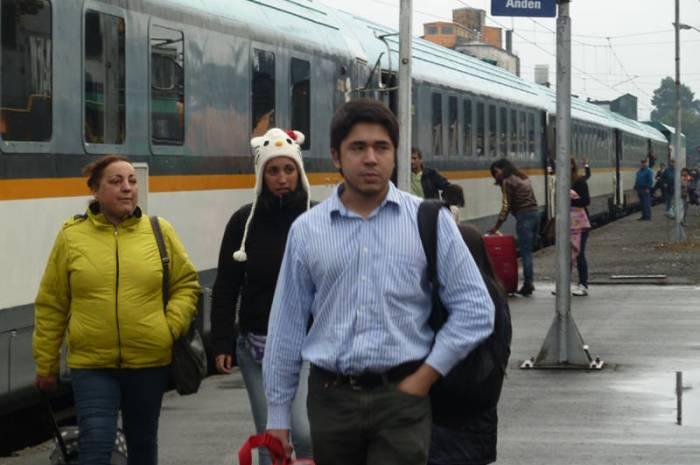 Tren turístico pasó por Lautaro