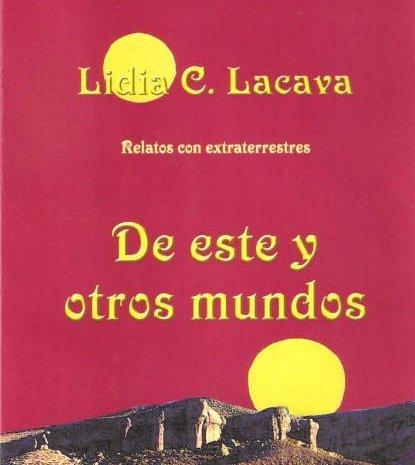 """Lidia Lacava y su libro """"De Este y Otros Mundos"""""""
