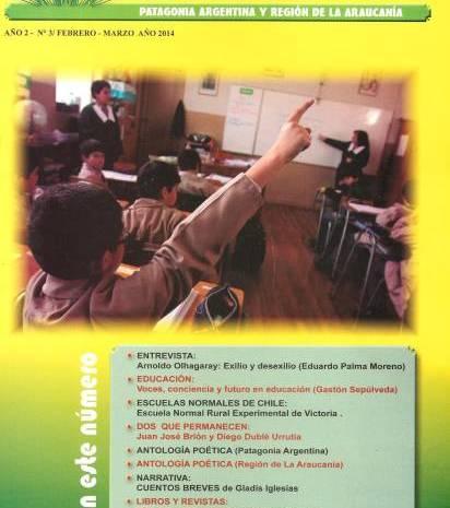 Revista Coirón 2.0 lanza Tercer Número
