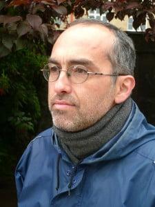 Pablo Gonz y su novela «Lavrenti y el Soldado Herido»