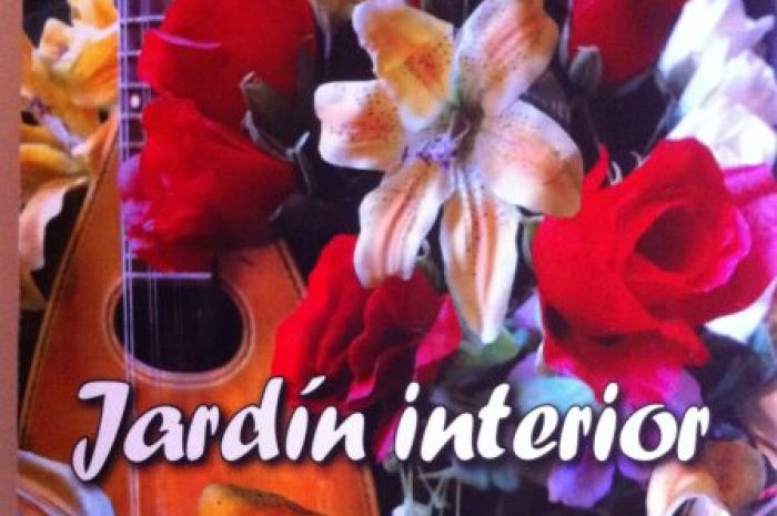 «Jardín interior» libro de Lidia Cristina Lacava