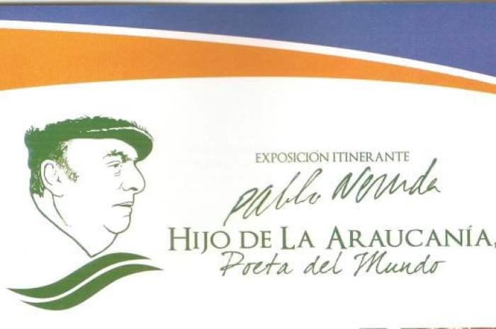 Pablo Neruda, exposición itinerante