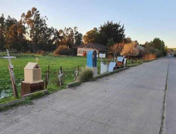 Pueblos perdidos de Chile  : Villa Quilquén en la Araucanía