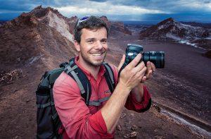 David Gysel Lenk, Fotografo de Paisaje, Chile