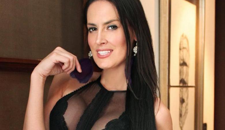 """""""Llegó a mi departamento…"""": Adriana Barrientos relató intenso romance con Beto Cuevas"""