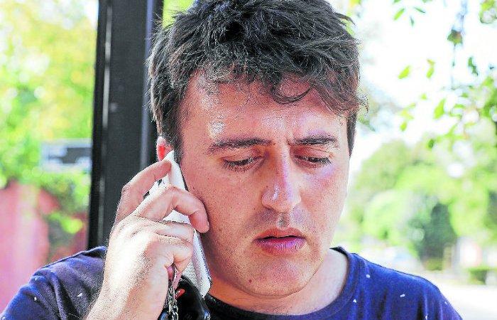 La extraña actitud de Luis Pettersen tras reunión con fiscales por caso de Fernanda Maciel