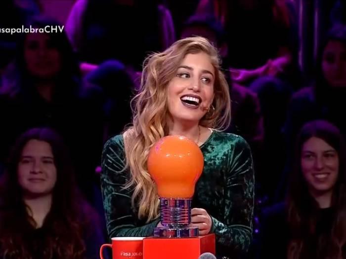 """""""Qué vergüenza"""": el error que dejó en evidencia a Daniela Castro en """"Pasapalabra"""""""