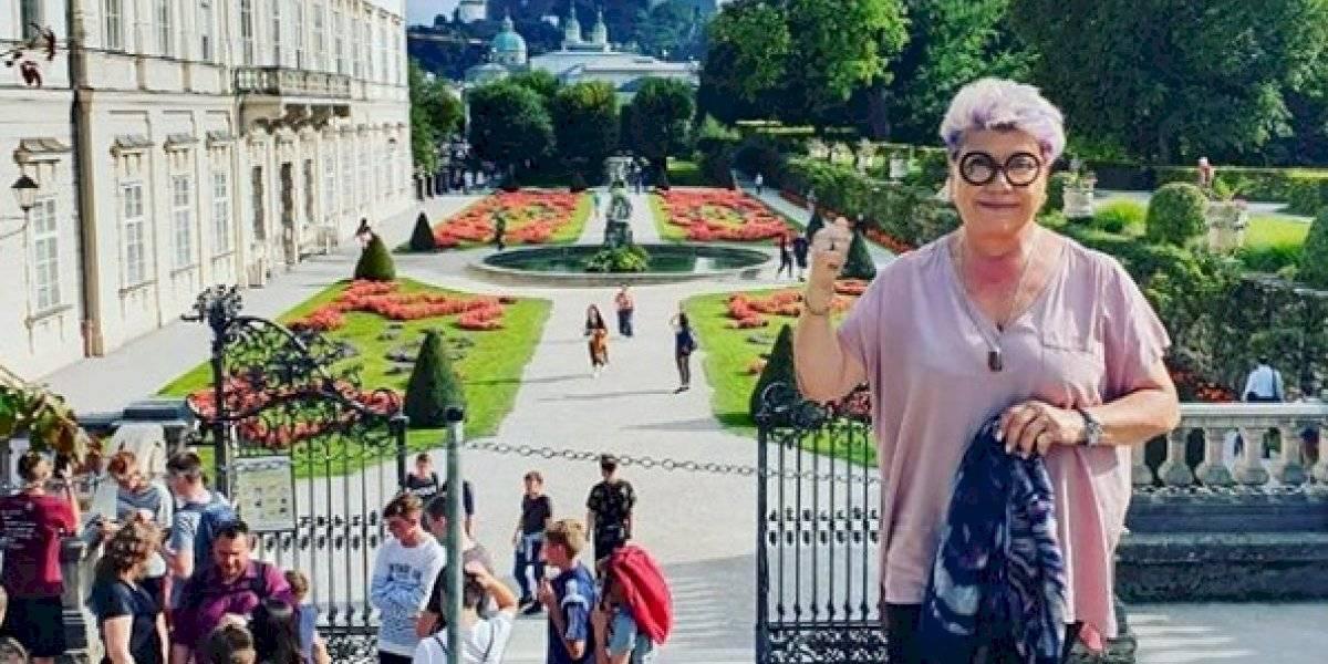 «Me dio VERGÜENZA decir que era Chilena»,  Patricia Maldonado cuenta anécdota de su viaje por Europa
