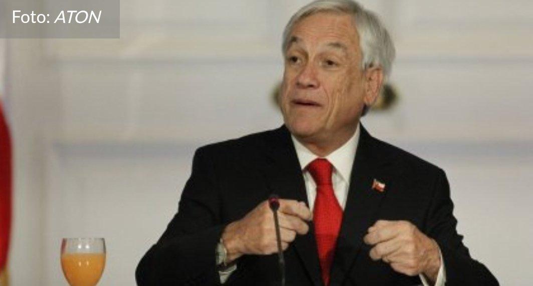 Chile es un OASIS en América Latina, con BAJA CESANTIA y trabajo estable, según presidente Piñera
