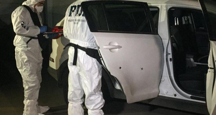 Funcionarios de la PDI fueron ASALTADOS por delincuentes, una detective fue BALEADA!!