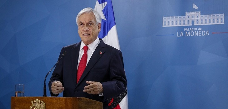 Piñera anunció esperada agenda social: pensiones, salarios y salud destacan entre los temas