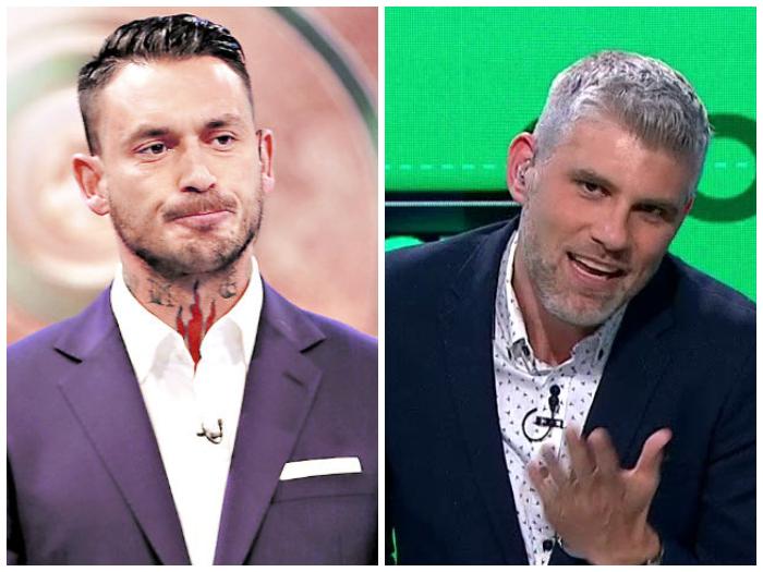 """""""Ojalá subas hartos seguidores"""": Mauricio Pinilla repasó con todo a Manuel de Tezanos"""