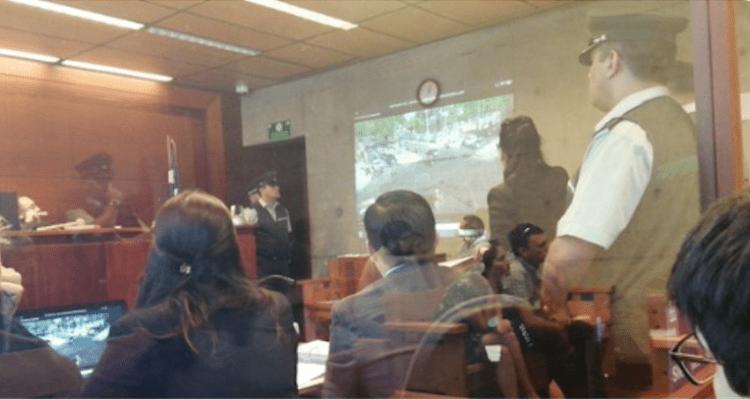 Decretan prisión preventiva para carabineros acusados de montaje durante Estado de Excepción