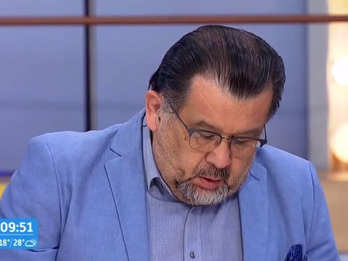 """""""Me dio miedo"""": Carlos Zárate explicó su inesperada huida en vivo de Bienvenidos"""