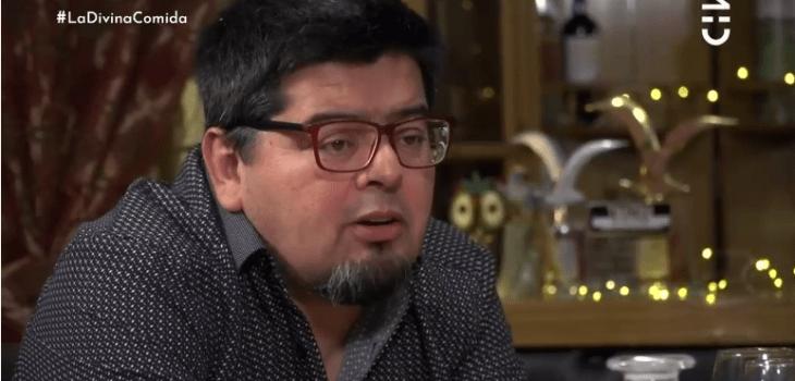 La revelación de Mauricio 'Indio' Medina que impresionó a sus compañeros de «La Divina Comida»