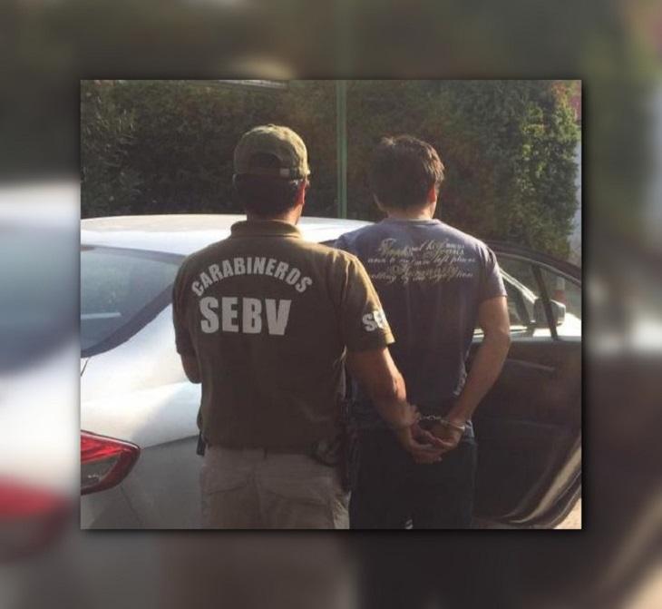 Detienen a hombre acusado de violar reiteradamente a su hermana de 14 años