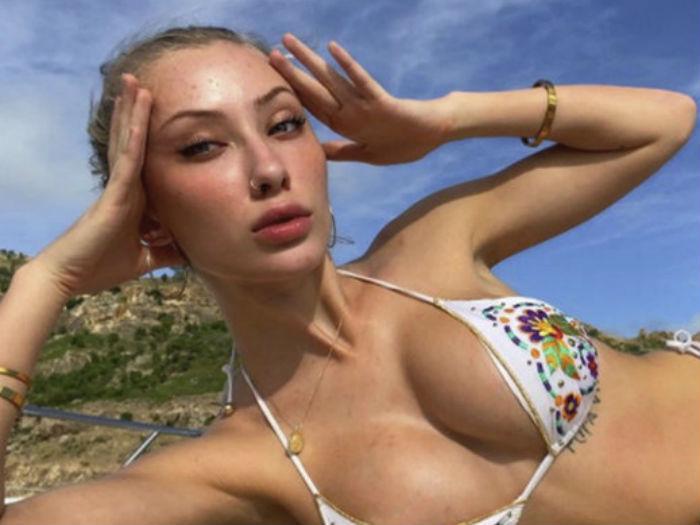 Incendios en Australia: modelo envía fotos desnuda a cambio de donaciones