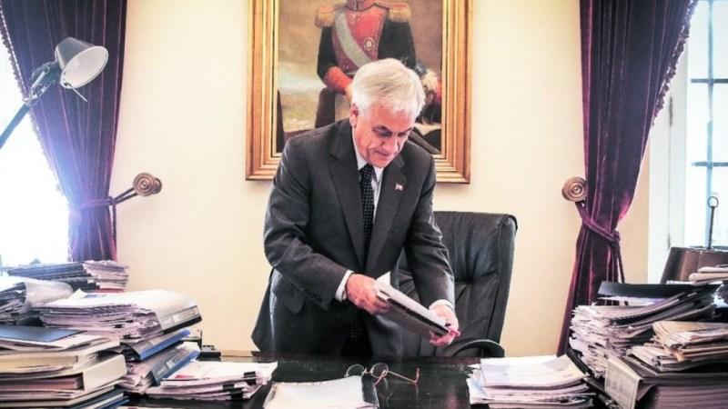 La IMPACTANTE imagen que REFLEJA como FUNCIONA el gobierno de Sebastián Piñera