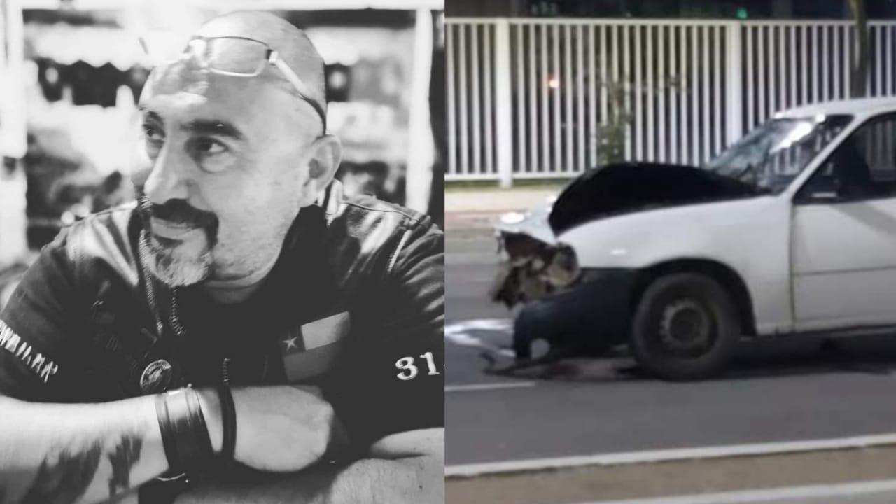 PESAR en motoqueros por FALLECIMIENTO de lider tras ser CHOCADO por conductor en estado de ebriedad