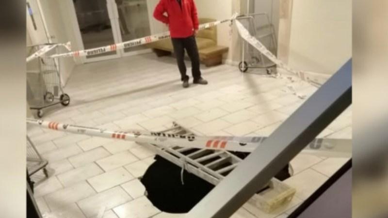 Hombre FALLECE tras caer del piso 6 ARRANCANDO tras denuncia de VIOLENCIA intrafamiliar