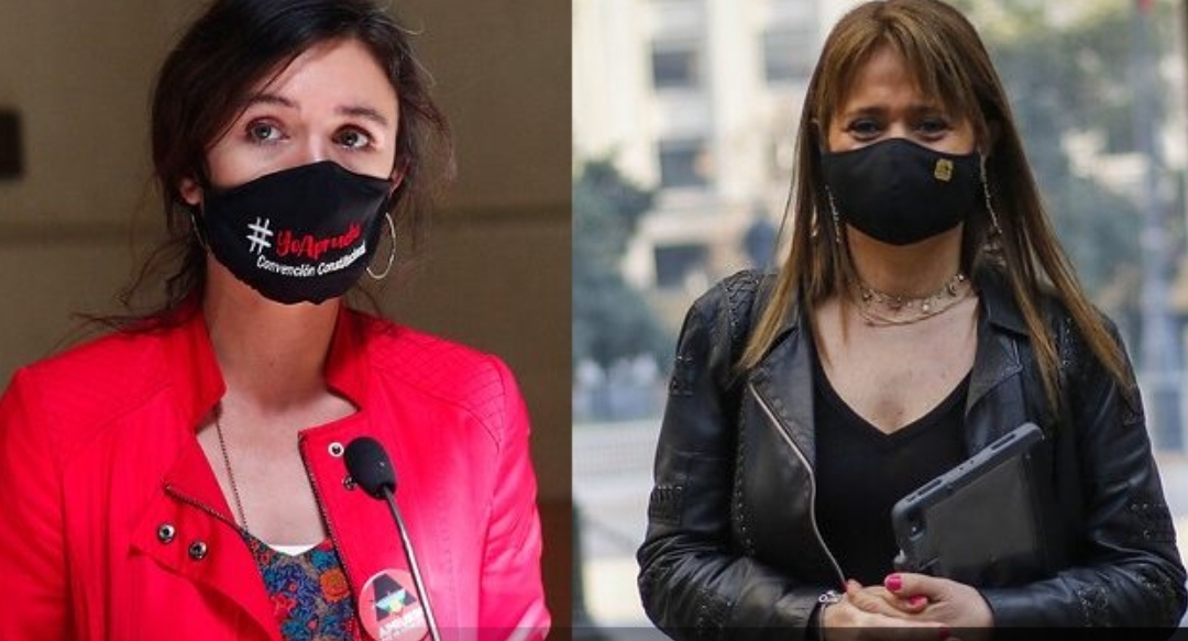 «¡Por qué no se van a la PUNTA DEL CERRO!»: JVR y reclamo de diputada Vallejo por inserto del RECHAZO