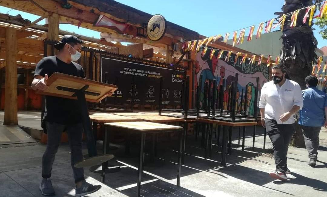 Pub LA COCINA y otros locales se preparan para REABRIR en fase 2