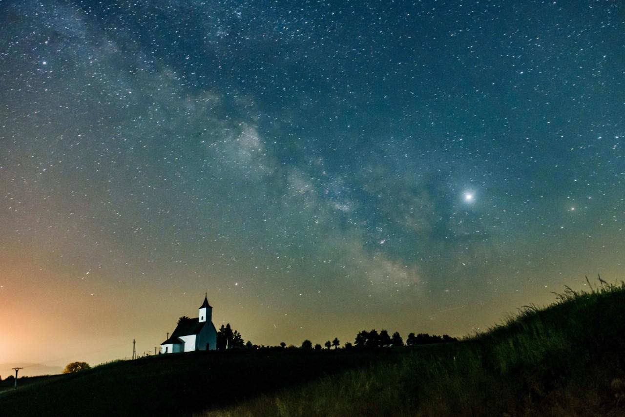GRAN CONJUNCIÓN: cómo, cuándo y dónde ver la espectacular ALINEACIÓN de Júpiter y Saturno