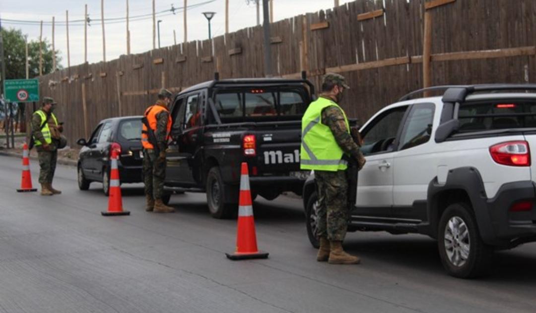 Ejército CRITICÓ formalización de funcionario tras ATROPELLO a militar durante CONTROL en Curicó