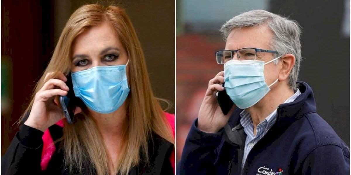 Jiles EMPATARÍA con Lavin y le GANARÍA al resto de candidatos de Chile Vamos