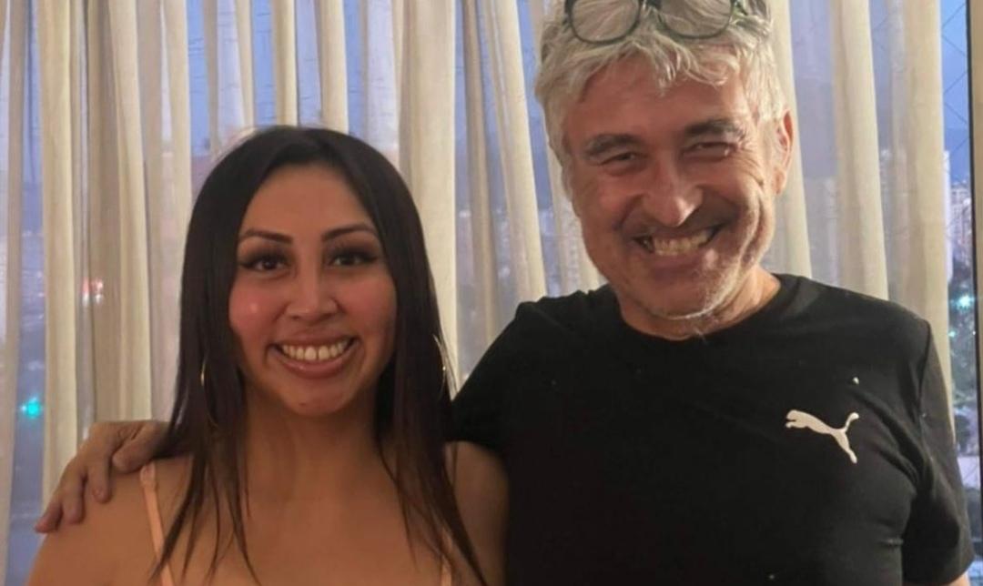 El MEJOR Crossover, Naya Fácil SORPRENDE con foto junto a Jorge González CARRETEANDO