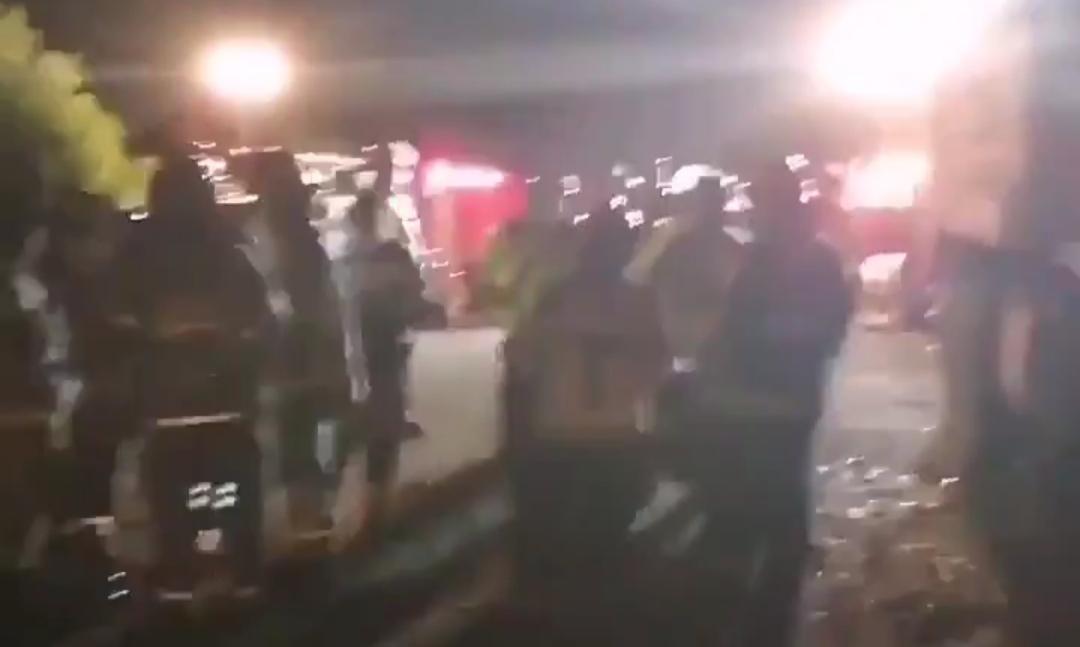 Dos niñas de Talcahuano PERDIDAS movilizaron a Bomberos de Pitrufquen y otras 6 comunas