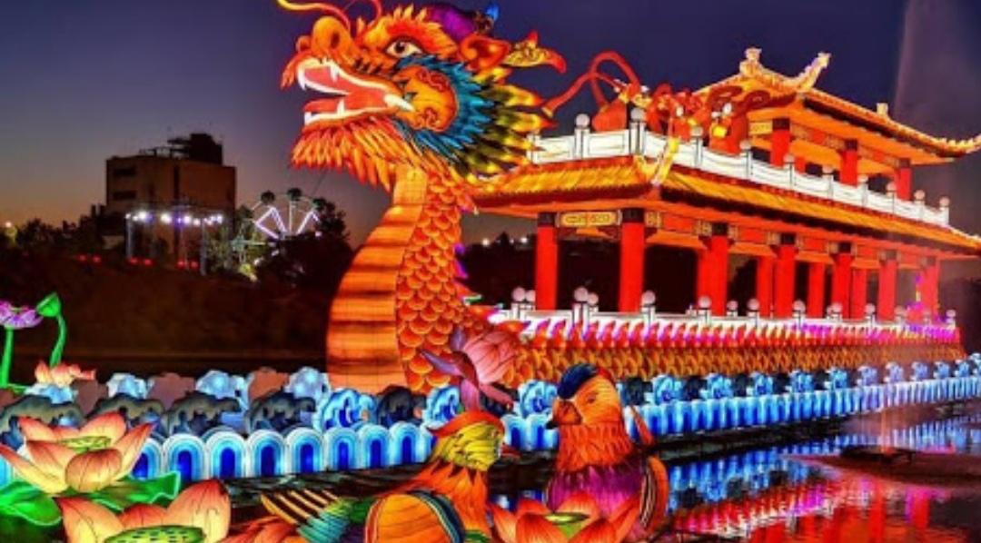 Festival internacional de LUCES DE CHINA llega a BIOBÍO