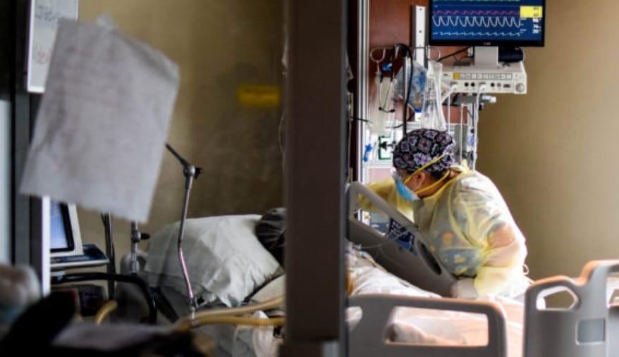 Bebé de UN AÑO se encuentra INTERNADA por Covid en UTI de Hualpén
