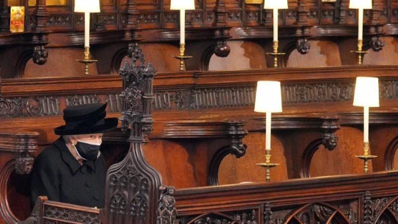 Una DESPEDIDA en fotos: las imágenes que dejó el FUNERAL del príncipe FELIPE de Edimburgo
