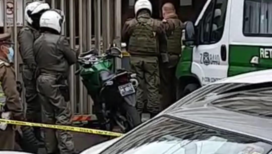 Mujer FALLECE tras lanzarse de edifico en pleno CENTRO DE CONCEPCIÓN