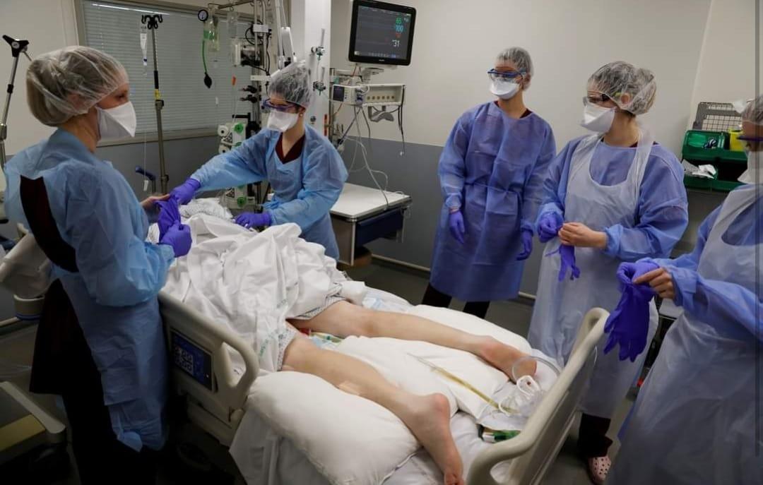 Mujer que FALLECIÓ por Covid fue VIOLADA por enfermero horas antes de MORIR