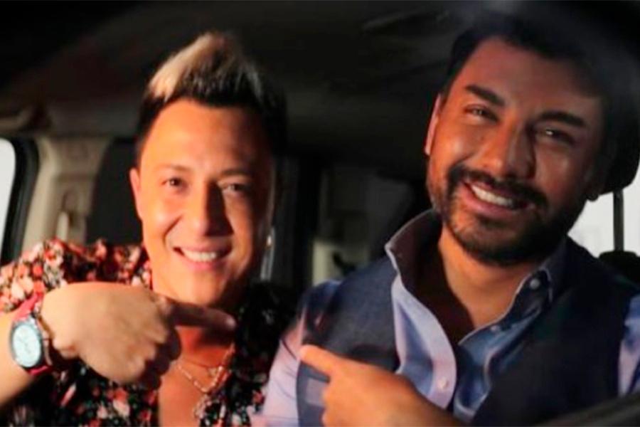 """""""Nos estamos conociendo"""": Sergio Rojas confirma relación con Andrés Caniulef"""