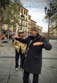 Toledo main square