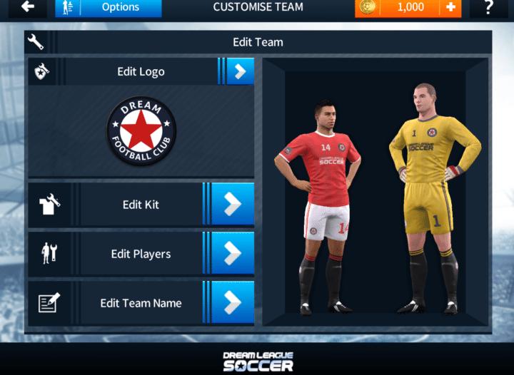 Dream League Soccer Mod Ipa & Mod APK